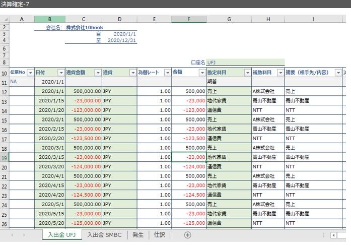G03 決算確定 7 - 決算_決算確定処理