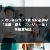 image0 5 100x100 - 失敗しないカフェ開業に必要な「準備・資金・スケジュール」を徹底解説!