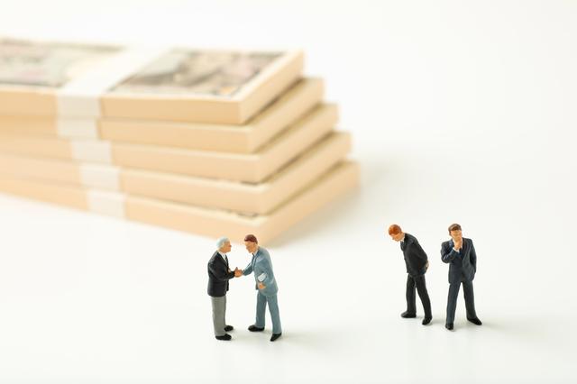 pixta 64933857 S - フランチャイズで起業する場合の融資手段とは!?融資が通りやすい人の特徴も解説