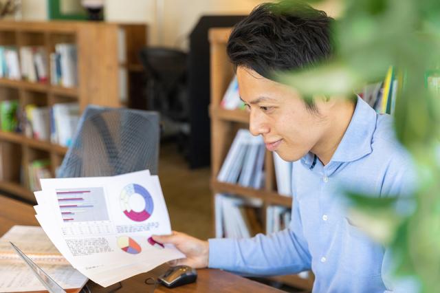 pixta 72085924 S - 持続化給付金はどんな個人事業主が対象になる?申請方法や給付金額の計算方法を解説