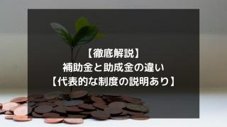 syukatsu daigaku icatchのコピー 5 2 320x180 - 【徹底解説】補助金と助成金の違い【代表的な制度の説明あり】